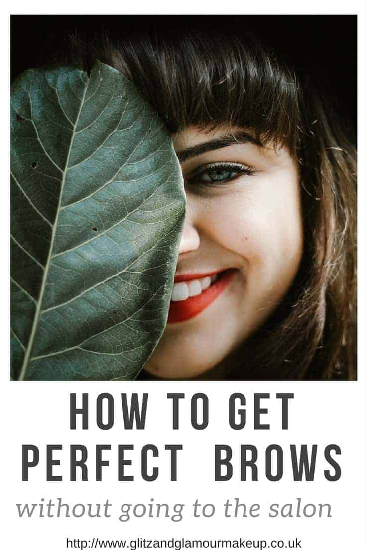 5 Tips On How To Get Perfect Brows Without Having To Go To